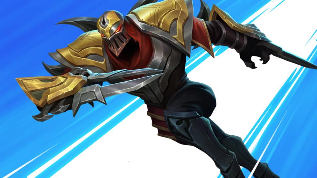League of Legends: Wild Rift - Assassin Champions