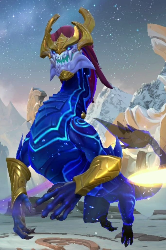 League of Legends: Wild Rift - Aurelion Sol Default Champion Skin