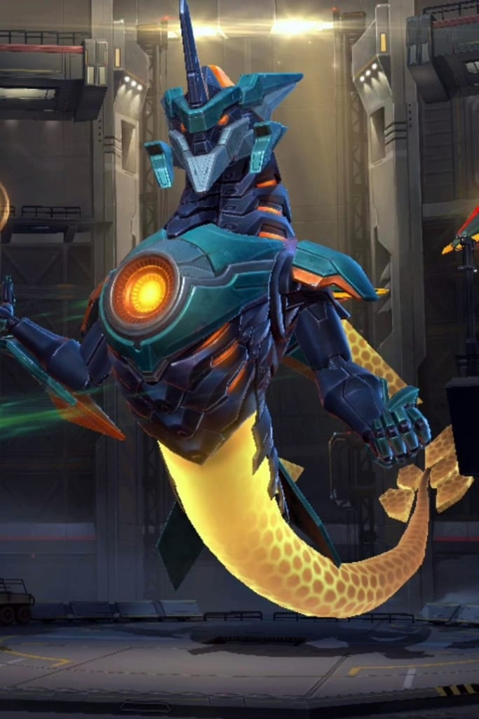 League of Legends: Wild Rift - Aurelion Sol Mecha Champion Skin