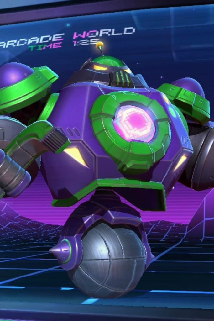 League of Legends: Wild Rift - Blitzcrank Battle Boss Champion Skin