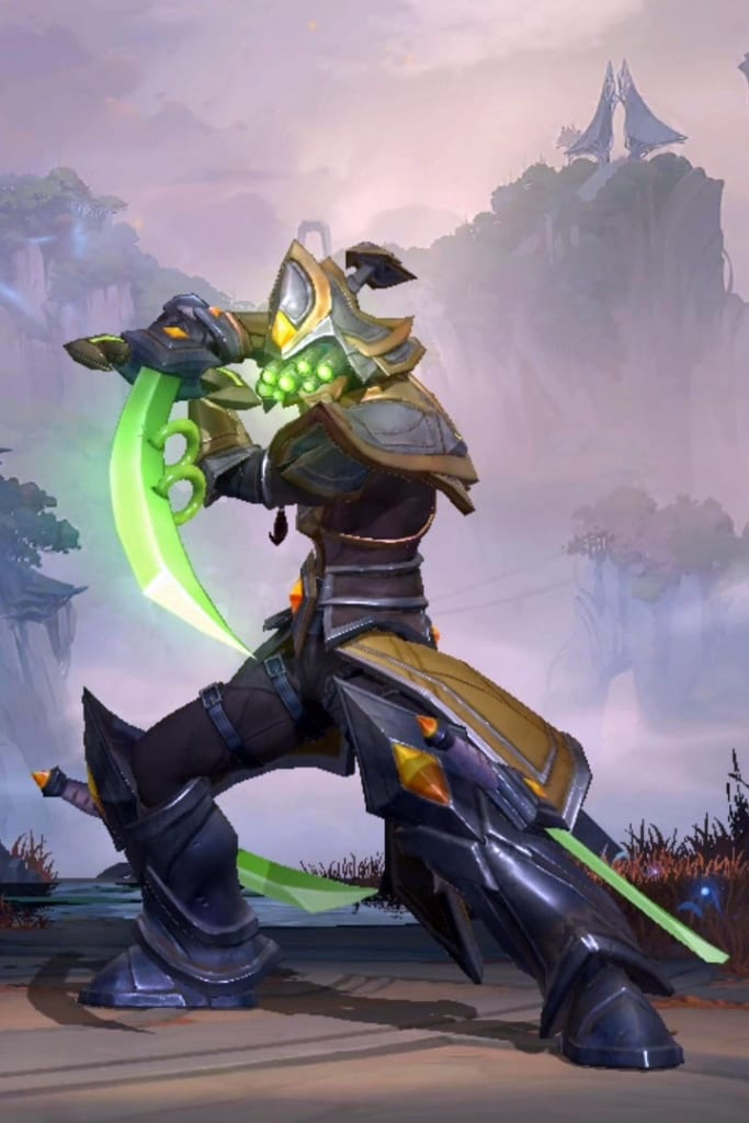 League of Legends: Wild Rift - Master Yi Default Champion Skin