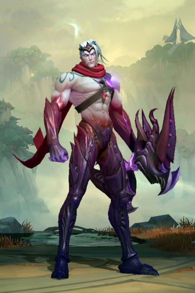 League of Legends: Wild Rift - Varus Default Champion Skin