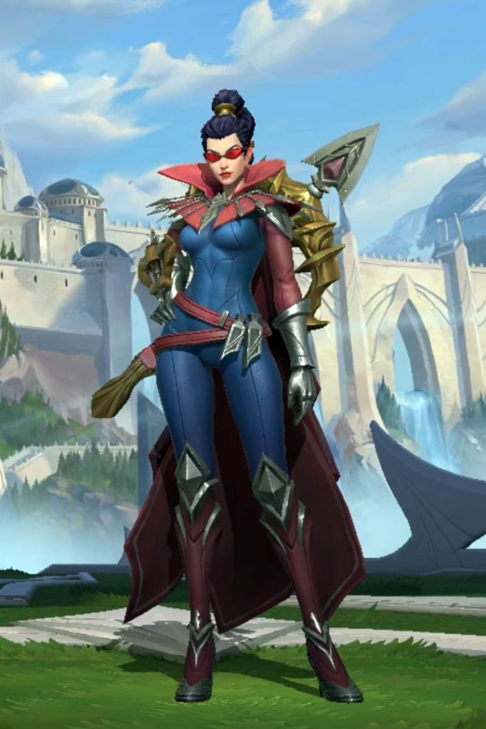 League of Legends: Wild Rift - Vayne Default Champion Skin