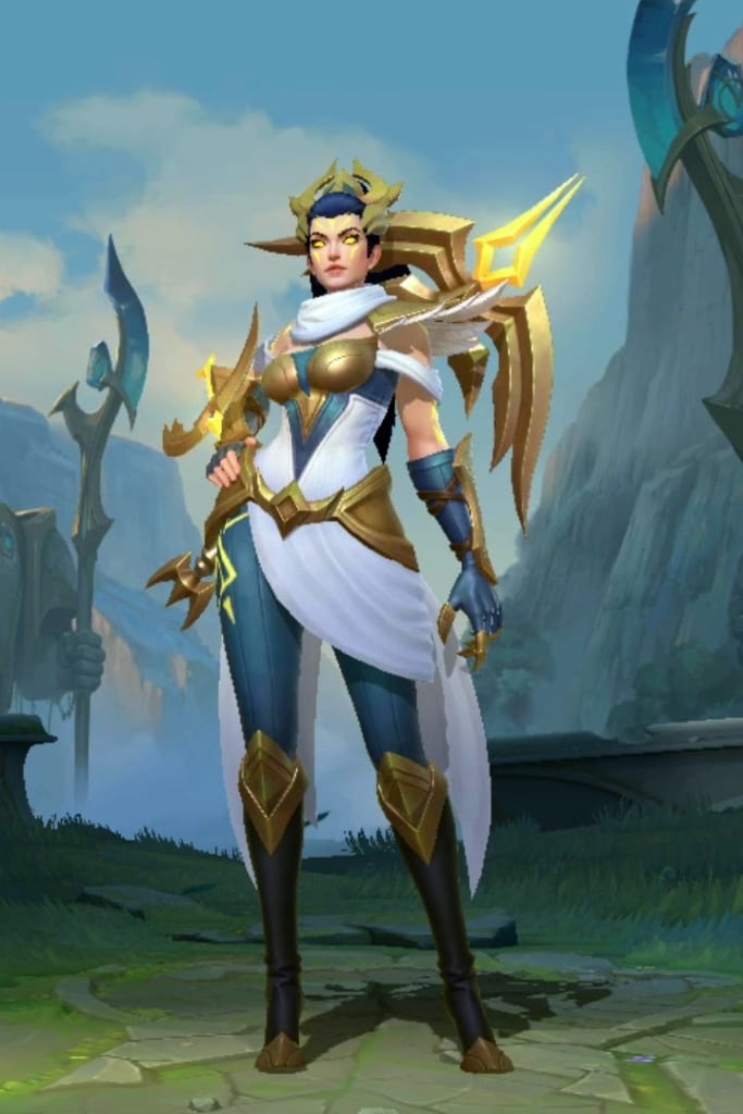 League of Legends: Wild Rift - Vayne Arclight Champion Skin