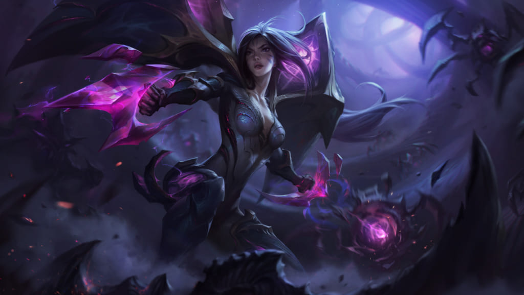 League of Legends: Wild Rift - Kai'Sa Champion Stats and Abilities