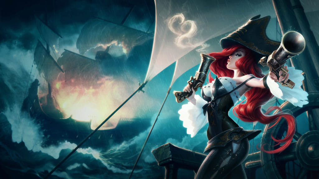 League of Legends: Wild Rift - Miss Fortune Champion Stats and Abilities