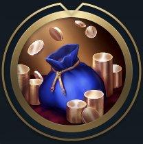 League of Legends: Wild Rift - Bag of Coins