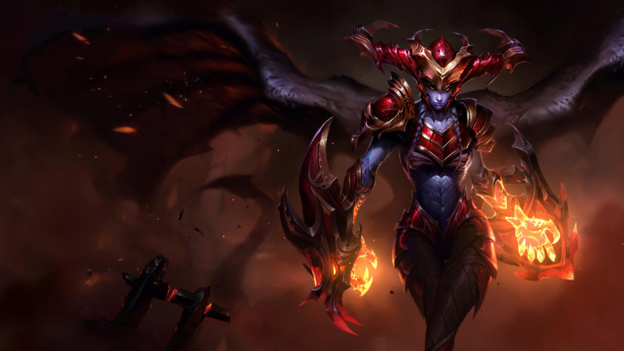 League of Legends: Wild Rift - Shyvana Champion Stats and Abilities