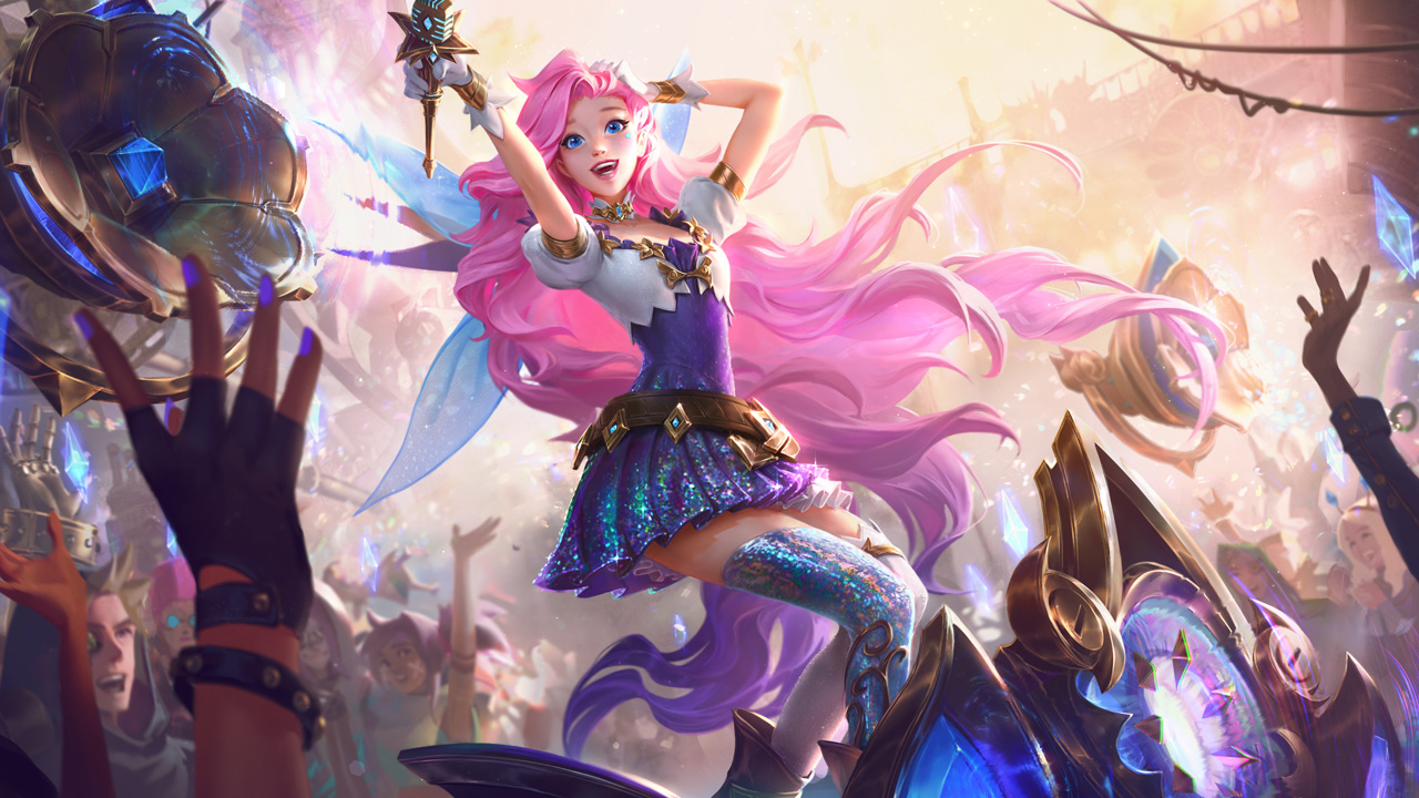 League of Legends: Wild Rift - Seraphine Champion Stats and Abilities