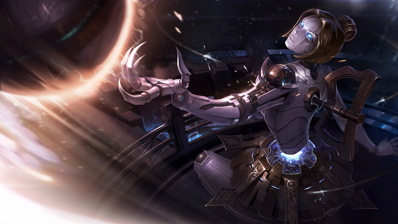 League of Legends: Wild Rift - Orianna Champion Stats and Abilities