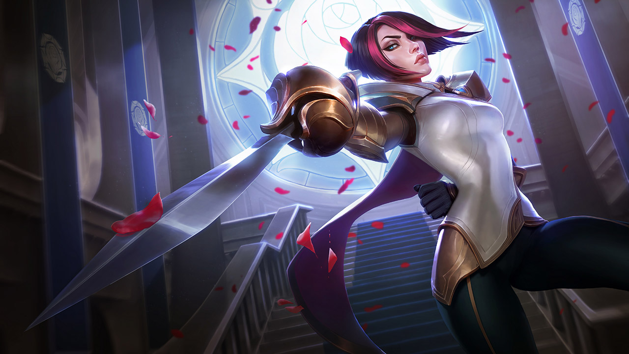 League of Legends: Wild Rift - Fiora Champion Stats and Abilities