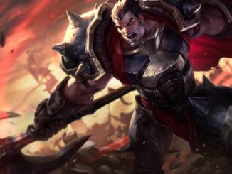 League of Legends: Wild Rift - Darius Default Skin