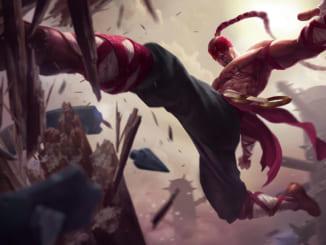 League of Legends: Wild Rift - Lee Sin Default Skin