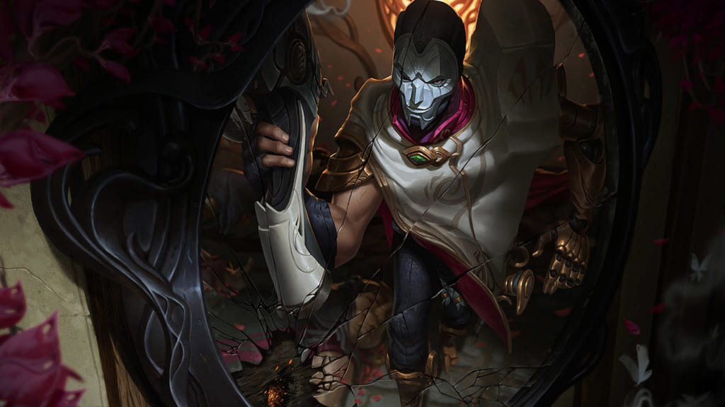 League of Legends: Wild Rift - Jhin Champion Stats and Abilities