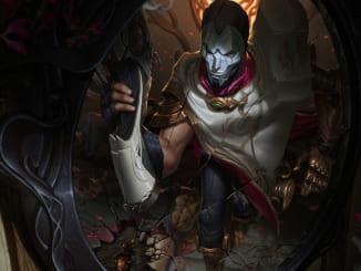 League of Legends: Wild Rift - Jhin Default Skin