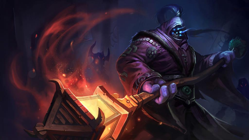 League of Legends: Wild Rift - Jax Champion Stats and Abilities