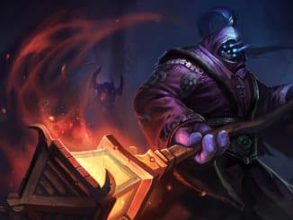 League of Legends: Wild Rift - Jax Default Skin