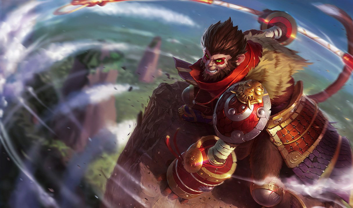 League of Legends: Wild Rift - Wukong Champion Stats and Abilities