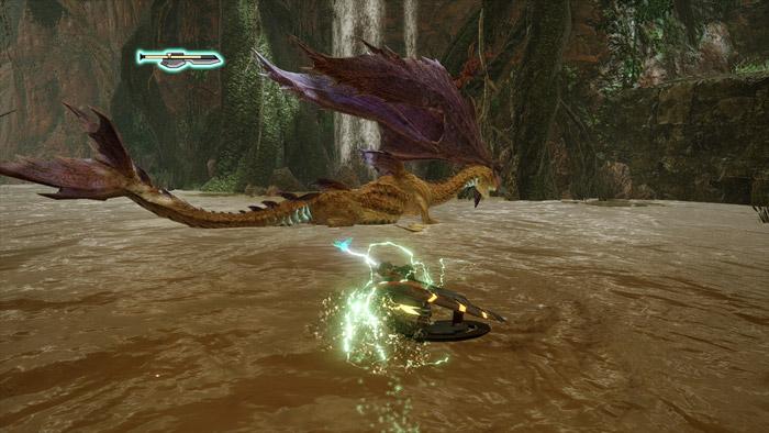 Monster Hunter Rise - Switch Axe Hunter Silkbind Attack Soaring Wyvern Blade