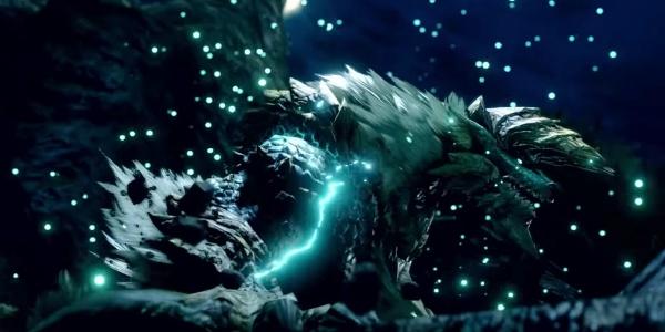 Monster Hunter Rise - Zinogre Monster