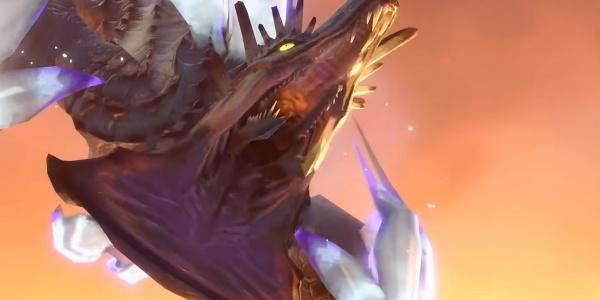 Monster Hunter Rise - Unnamed Monster