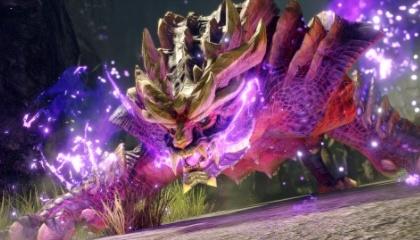 Monster Hunter Rise - Magnamalo Monster