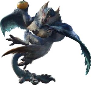 Monster Hunter Rise - Bishaten Monster