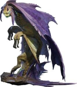 Monster Hunter Rise - Somnacanth Monster