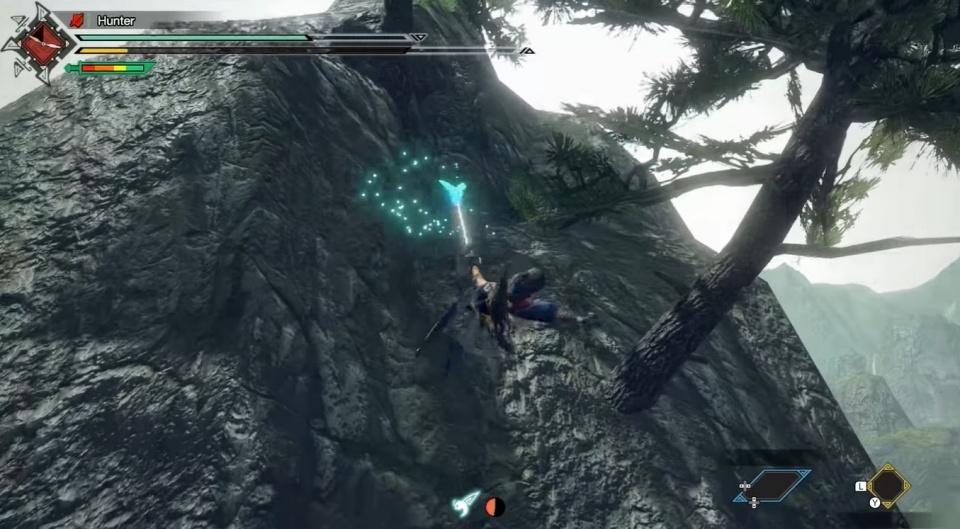 Monster Hunter Rise - Wirebug