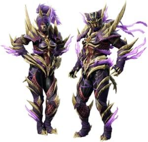Monster Hunter Rise - Sinister Seal Layered Armor Set (Hunter)