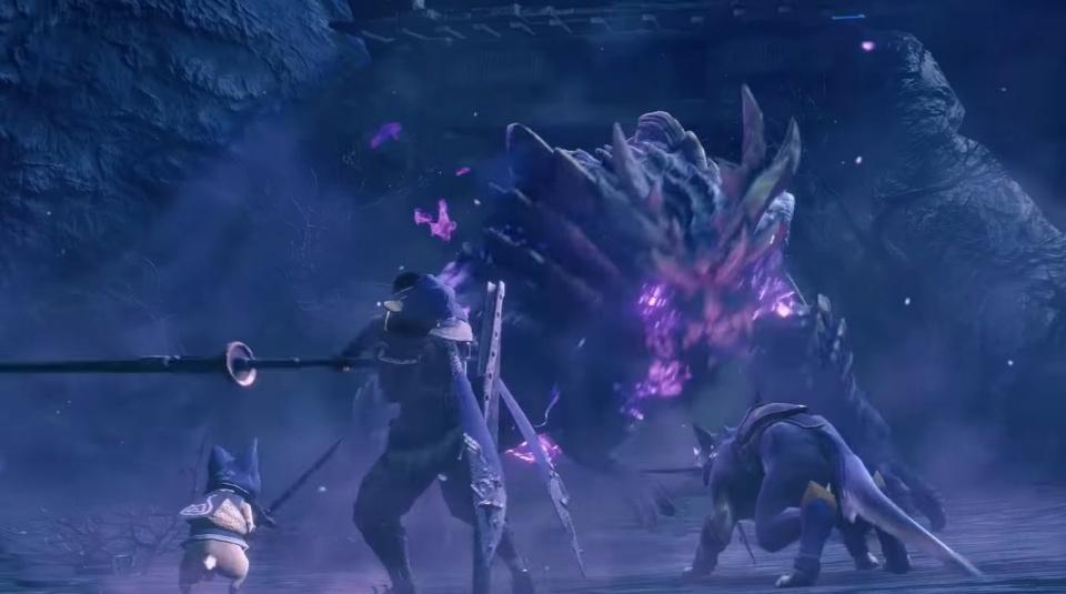 Monster Hunter Rise - Palamute Guide