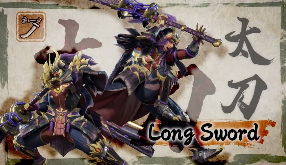 Monster Hunter Rise - Long Sword Hunter Weapon Skill Build Loadout