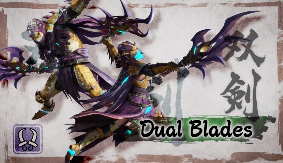 Monster Hunter Rise - Dual Blades