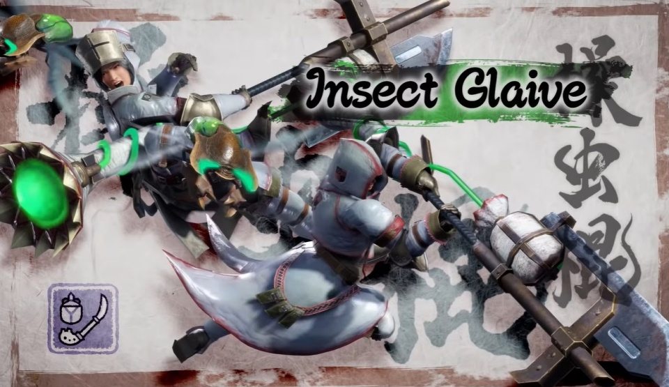 Monster Hunter Rise - Insect Glaive