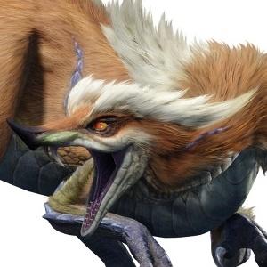 Monster Hunter Rise - Great Izuchi