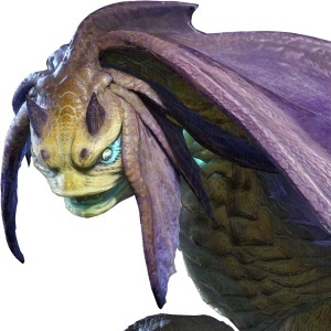 Monster Hunter Rise - Somnacanth