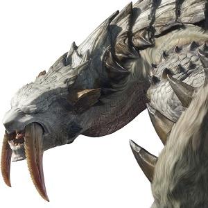 Monster Hunter Rise - Barioth