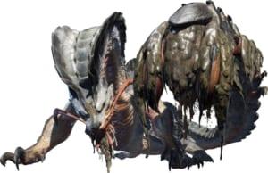 Monster Hunter Rise - Almudron