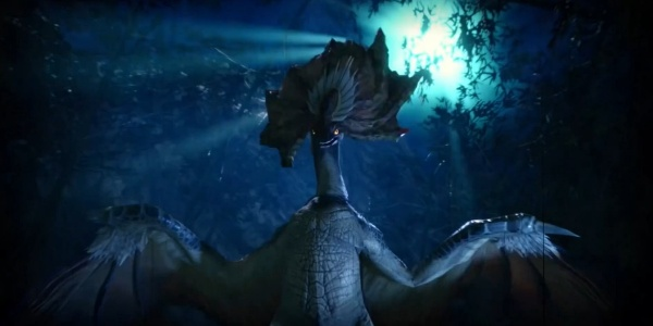 Monster Hunter Rise - Aknosom Monster