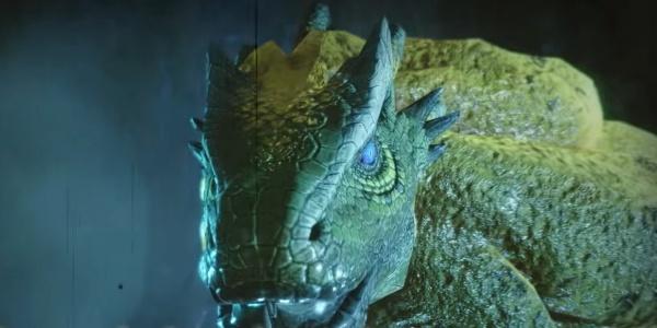 Monster Hunter Rise - Royal Ludroth Monster
