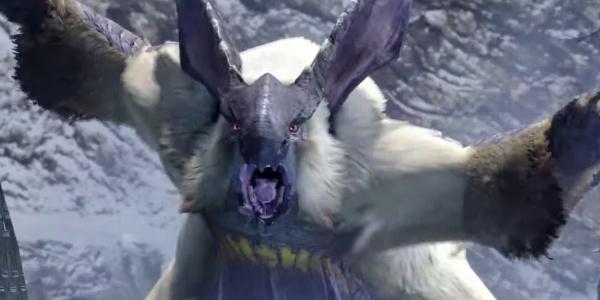 Monster Hunter Rise - Lagombi Monster