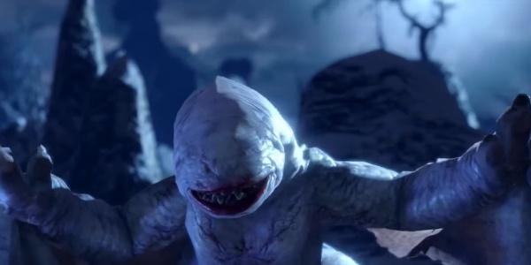Monster Hunter Rise - Khezu Monster