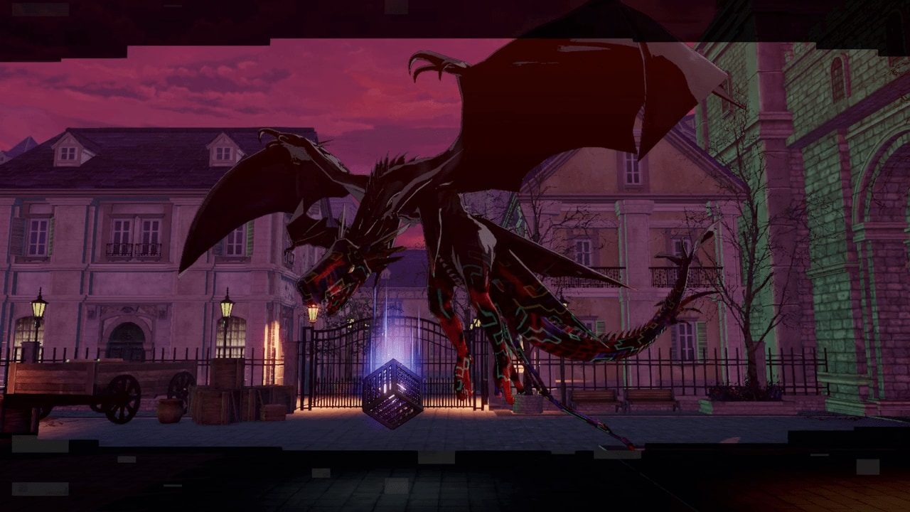 Persona 5 Strikers - Sendai Jail Strong Shadow Seth Location