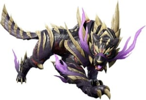 Monster Hunter Rise - Sinister Seal Layered Armor (Palamute)