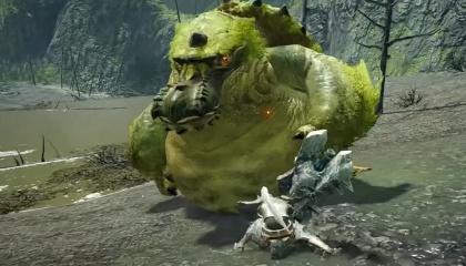 Monster Hunter Rise - Tetranadon