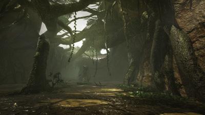Monster Hunter Rise - Flooded Forest