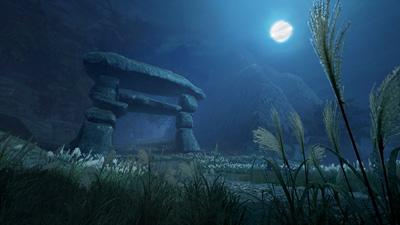 Monster Hunter Rise - Shrine Ruins