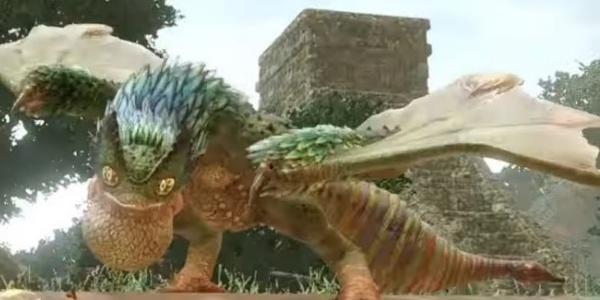 Monster Hunter Rise - Pukei-Pukei Monster