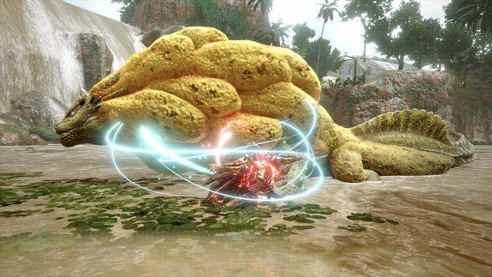 Monster Hunter Rise - Dual Blades Hunter Silkbind Attack Piercing Bind