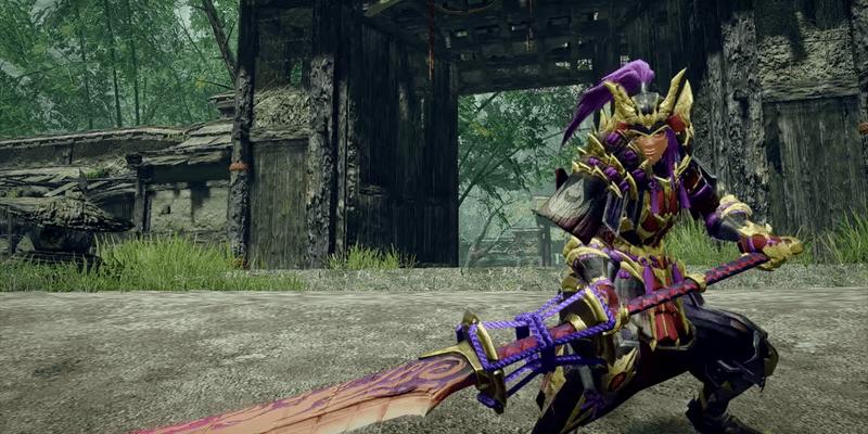 Monster Hunter Rise - Long Sword Hunter Best Weapons